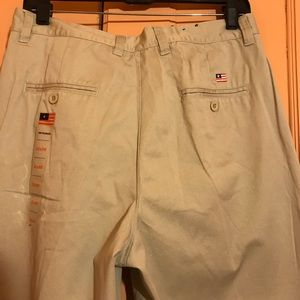 JOE MARLIN Pants - Joe Marlin Khaki pants